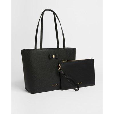 Bow Shopper Bag