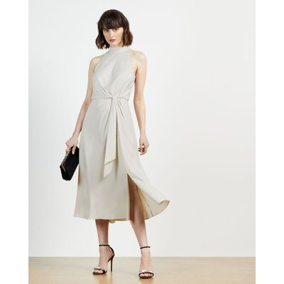 Halterneck Occasion Midi Dress