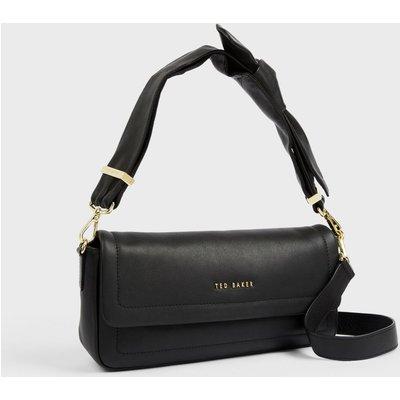 Soft Knotted Shoulder Bag