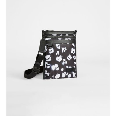 Nocturnal Animal Nylon Crossbody Bag