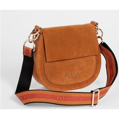 Webbing Strap Cross-body Bag