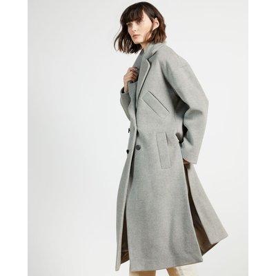 Wool Longline Coat