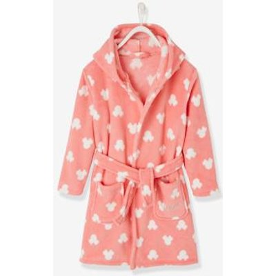 Disney Minnie® Dressing Gown, for Girls pink medium all over printed