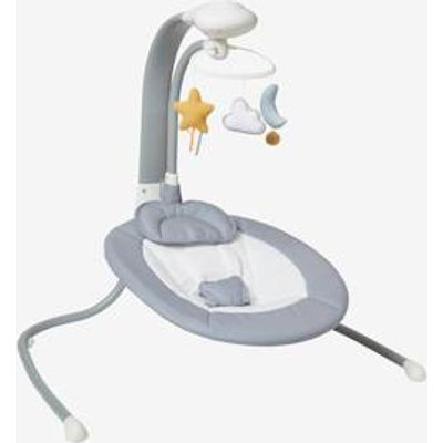 Baby Swing, Vertbaudet Astro'Nef Premium grey light solid with design