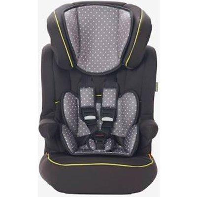 Car Seat - Group 1-2-3 black medium all over printed