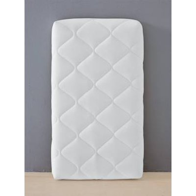 Mattress for Progressive Compil Bed white light solid