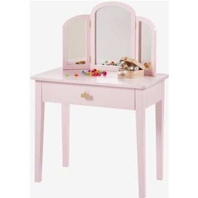 Small Dresser, Princess pink light solid