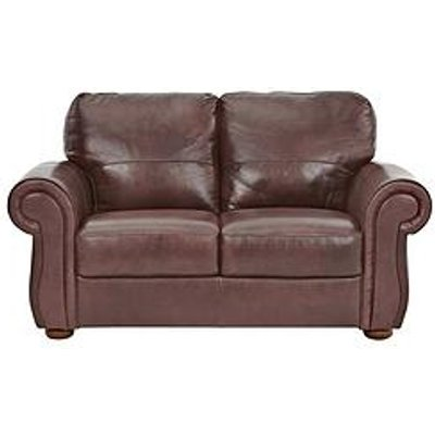 Cassina Italian Leather 2 Seater Sofa