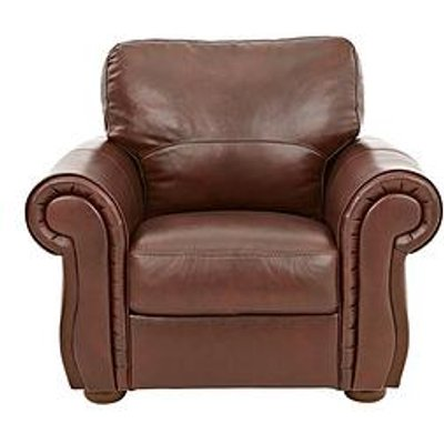 Cassina Italian Leather Armchair