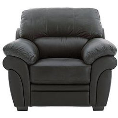 Portland Leather Armchair