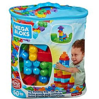 Mega Bloks First Builders Classic 60-Piece Bag
