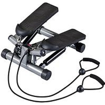 Body Sculpture Stepper With Resistance Cords