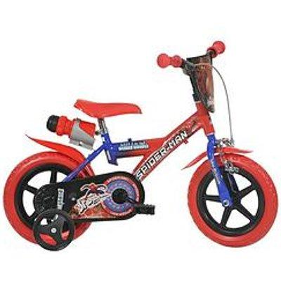 Spiderman Ultimate 12 Inch Dino Bike