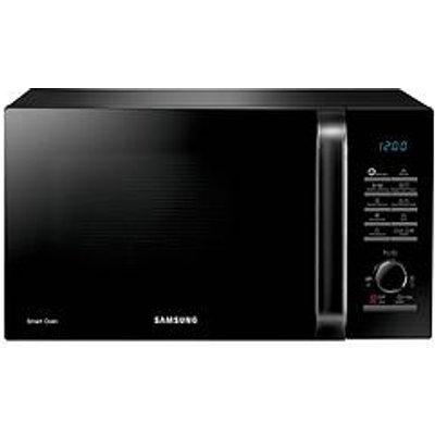 Samsung Mc28H5125Ak/Eu 28-Litre, 900-Watt Combination Microwave With Smart Humidity Sensor Technology - Black