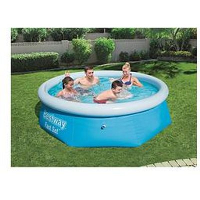 Bestway 8Ft Fast Set Pool