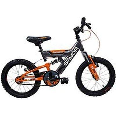 Townsend Spyda Full Suspension Boys Bike 16 Inch Wheel