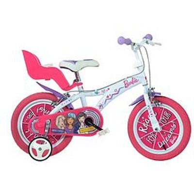 Barbie 14 Inch Bike