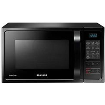 Samsung Mc28H5013Ak/Eu 28-Litre Combination Microwave - Black