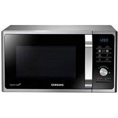 Samsung Ms23F301Tas/Eu 23-Litre, 800-Watt Solo Microwave - Silver
