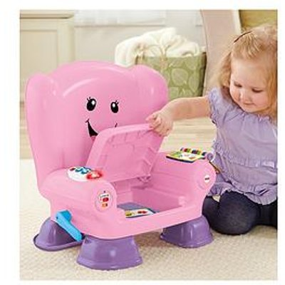Fisher-Price Laugh &Amp; Learn Smart Stages Chair - Pink