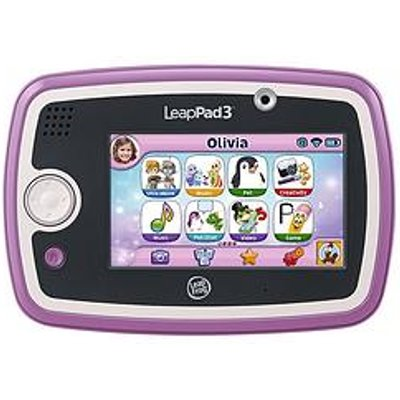 Leapfrog Leappad3 Learning Tablet - Pink