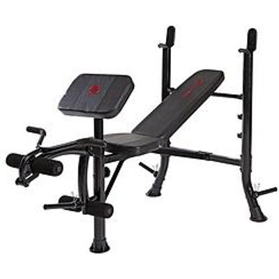 Marcy Eclipse Be1000 Barbell Bench