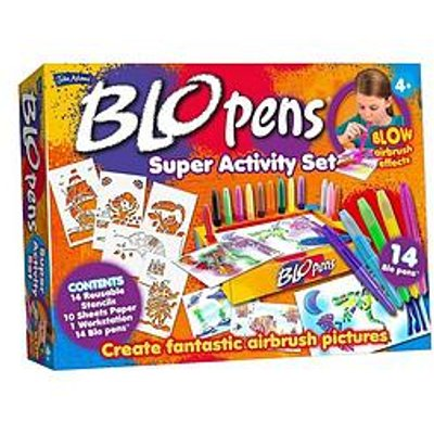 John Adams Blo Pens Super Activity Workshop