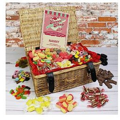 Personalised Traditional Sweets Hamper