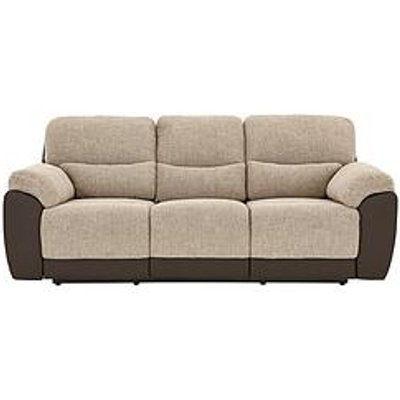 Santori 3-Seater Recliner Sofa