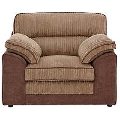 Delta Fabric Armchair