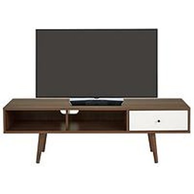 Monty Retro Tv Unit - Fits Up To 65 Inch Tv