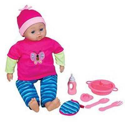 Lissi 40Cm Baby Doll Gift Set