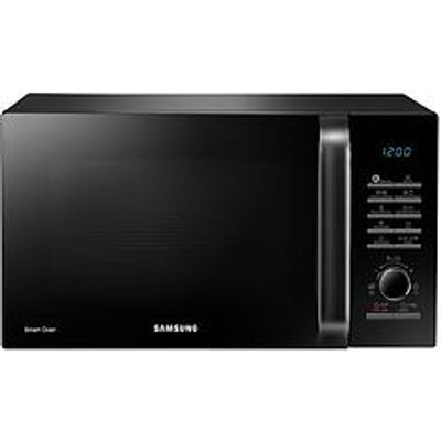 Samsung Mc28H5135Ck/Eu 28-Litre Combi Microwave Oven With Slim Fry&Trade; Technology - Black
