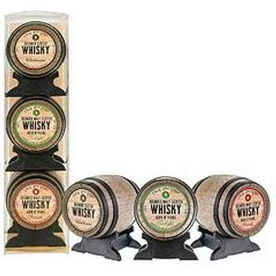 Osa Fine Spirits Mini Barrel Malt Whisky Tasting Set - 3 X 5Cl