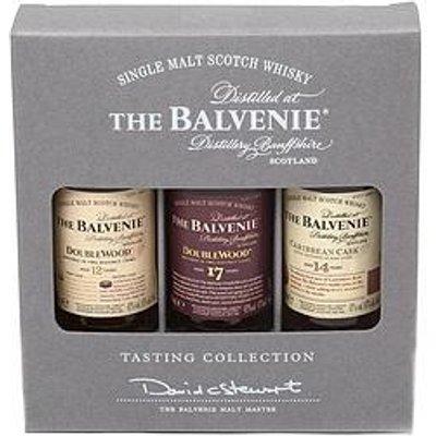 The Balvenie Scotch Whisky Tasting Selection
