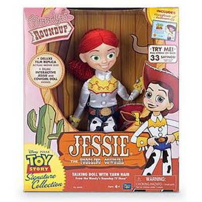 Toy Story Jessie The Yodeling Cowgirl Signature Collection
