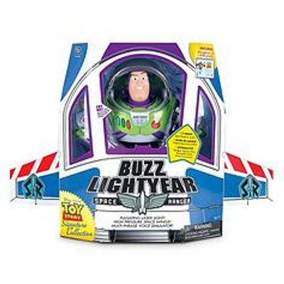 Toy Story Buzz Lightyear Space Ranger Signature Collection