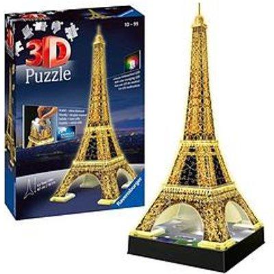Ravensburger Ravensburger Eiffel Tower Night Edition 3D Puzzle