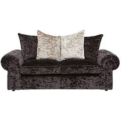 Laurence Llewelyn-Bowen Scarpa Fabric 3 Seater Sofa Bed