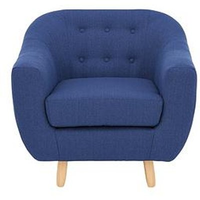 Claudia Fabric Armchair