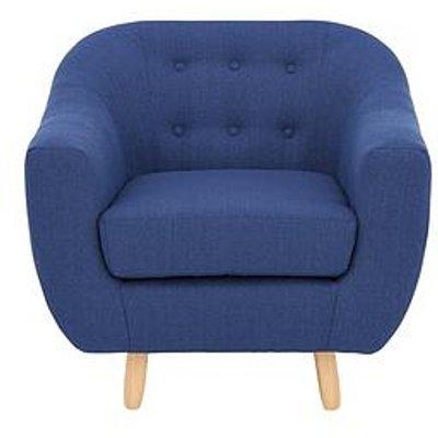 Claudia Fabric Armchair