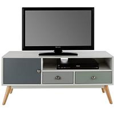 Orla Retro Tv Unit - Fits Up To 50 Inch Tv