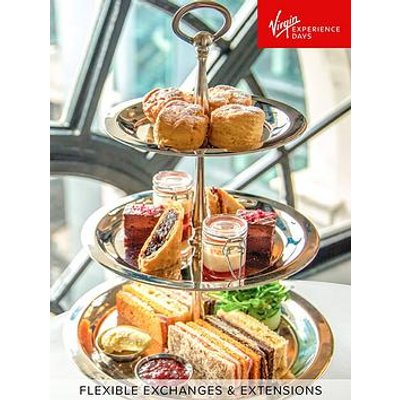 Virgin Experience Days Champagne Afternoon Tea For Two At The Gotham Hotel, Manchester