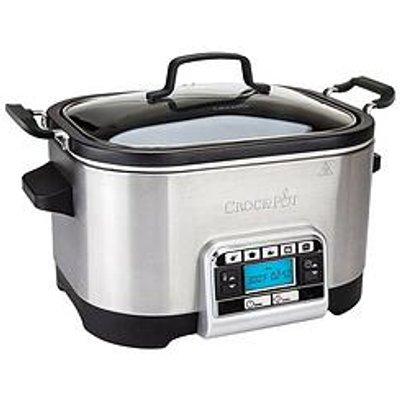 Crock-Pot Csc024 5.6-Litre Slow &Amp; Multi-Cooker