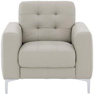 Brook Premium Leather Armchair