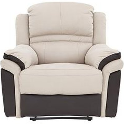 Petra Manual Recliner Armchair