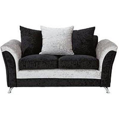 Zulu 2 Seater Fabric Sofa