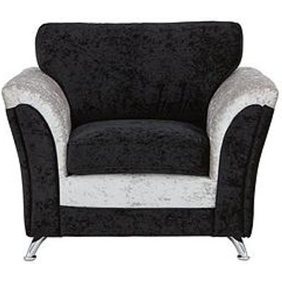 Zulu Fabric Armchair