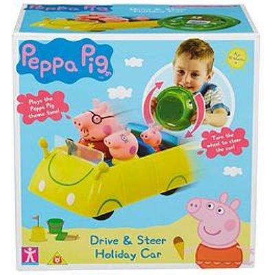 Peppa Pig Holiday Drive & Steer