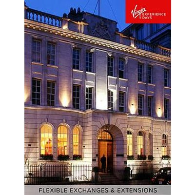Virgin Experience Days Three Course Meal And Champagne Cocktail For Two At Michelin-Recommended Silk Restaurant In Regent Street, London